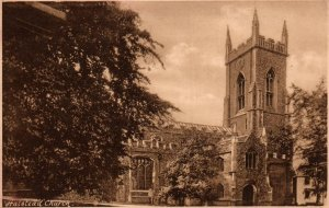 Halstead Church,Halstead,England,UK