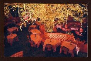 San Lupis Obispo, California/CA Postcard, Madonna Inn, Gold Rush Dining Room