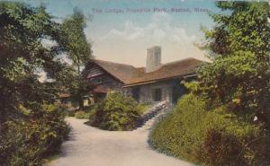 Massachusetts Boston The Lodge Franklin Park 191