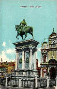 CPA Venezia Mon.Colleoni . ITALY (497290)
