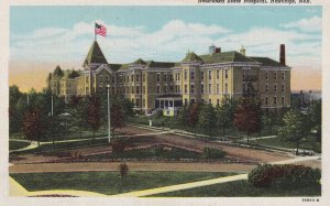 HASTINGS, Nebraska, 1930-1940's; Nebraska State Hospital