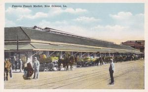 Famous French Market , NEW ORLEANS , Louisiana ; 00s-10s