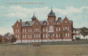 PETERBOROUGH , Ontario , 1900-10s ; St. Joseph's Hospital