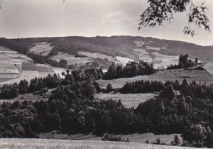 Poland Beskid Niski Krajobraz Real Photo