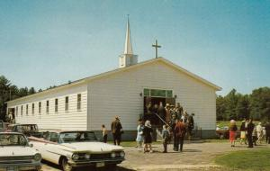 KINGSTON, New Hampshire, 1960s; St. Frederick's Roman Catholic Church