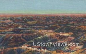 Painted Desert, Arizona,