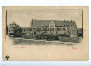 172289 GERMANY GOSLAR Advertising Hotel Achtermann Vintage