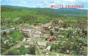 Willits, California, CA,  Chrome