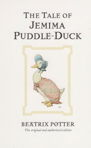 The Tale Of Jemima Puddle Duck Beatrix Potter Book Postcard