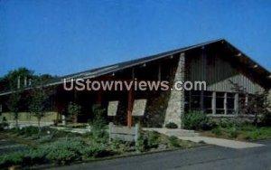 Black Mountain Public Library in Black Mountain, North Carolina