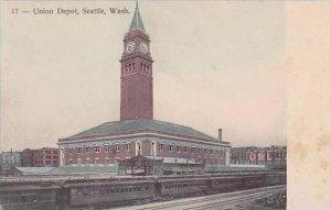 Washington Seattle Union Depot