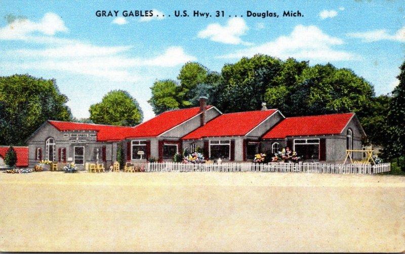 Michigan Douglas Gray Gables