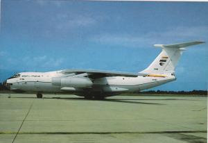 Iraqi Airways YI-ALL Airplane on Tarmac
