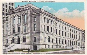 Federal Building, Tacoma, Washington, 10-20s