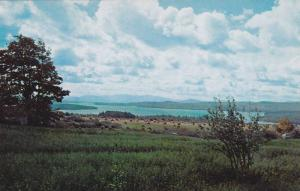 Au Temps Des Recoltes Sur Les Rives Du Majestueux Lac Megantic, Lac-Megantic,...