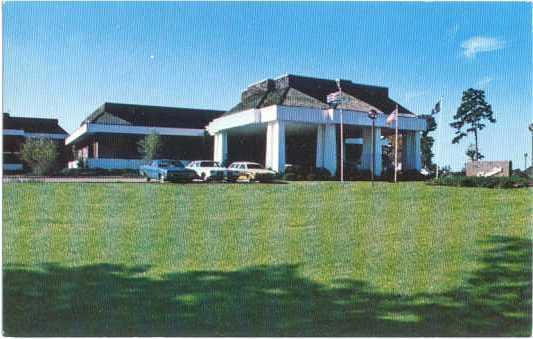 Sheraton Lake Marion Inn, I-95 & Exit 102, Santee, South Carolina, SC, Chrome