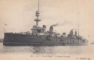 Warship : Victor-Hugo , France , 1900-10s