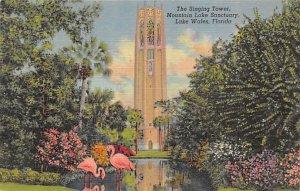 Singing Tower, Mountain Lake Sanctuary  Lake Wales FL