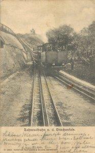 Germany Zahnradbahn Drachenfels 05.24