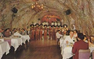 The Cavern Cafe, Old Jail, Mariachi, Nogales, Sonora, Mexico, 40-60s