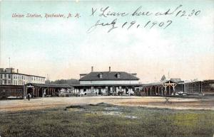 25343 NH, Rochester, Union Station