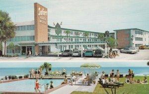 DAYTONA BEACH, Florida , 1950-60s ; Safari Beach Motel