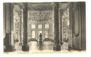 AIX les BAINS, Le Grand Cercle, Salon de lecture et de correspondance, Rhone-...