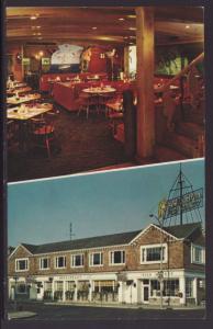Smith Bros,Fish Shanty,Port Washington,WI Postcard