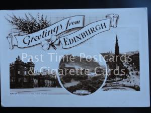 c1959 Tucks RP - Greetings from Edinburgh