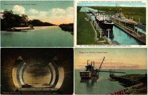 PANAMA CANAL ZONE AMERIQUE DU SUD SOUTH AMERICA 60 CPA