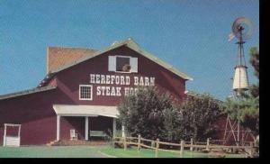 North Carolina Charlotte Hereford Farm Steak House