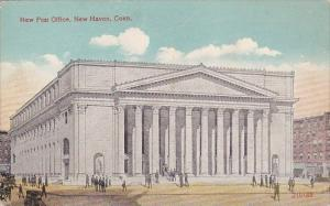 New Post Office New Haven Connecticut