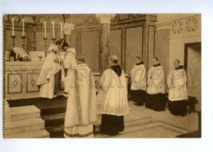 147501 BELGIUM LOPHEM-lez-Bruges St.Andre Abbaye Vintage #29