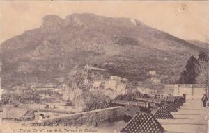 Cote D´Azur, Tete De Chion, Vue De La Terrasse Du Chateau, Monaco, 1900-1910s