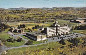 College Saint-Louis-Maillet, Edmundston, New Brunswick, Canada, 1950-1960s