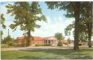 The Alumni House The University of Mississippi MS, Chrome