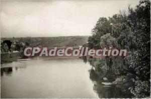 Postcard Meziere Old Bridge on the Meuse Railway