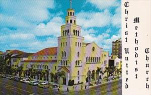 Florida Saint Petersburg Christ United Methodist Church