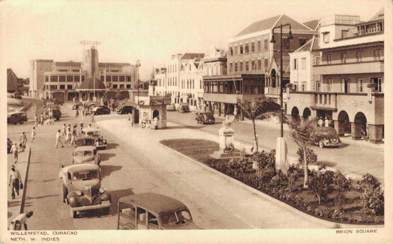 Curaçao Willemstad Brion Square 03.74