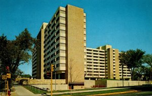 Wisconsin Madison George C Sellery Hall University Of Wisconsin