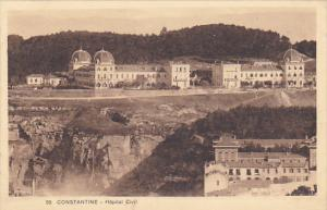 Algeria Constantine Hopital Civil