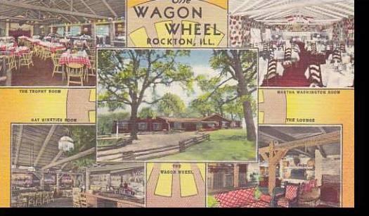 Illinois Rockton The Wagon Wheel