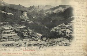 Windisch-Matrei Austria 1902 Used Postcard