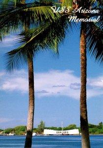 U S S Arizona Memorial Pear Harbor Hawaii