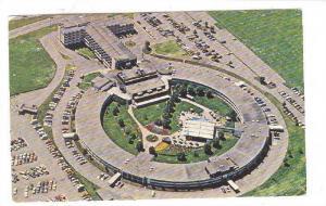 Montreal Aeroport Hilton International, Montreal, Quebec, Canada, PU-1983
