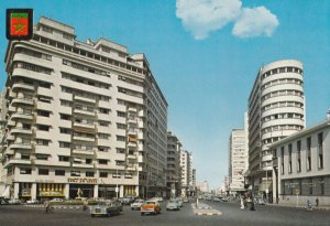 CASABLANCA , Morocco , 1950-70s ; Royal Armed Forces Ave.