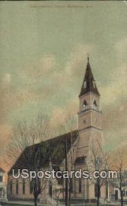 Irish Catholic Church Rochester NH Postal Used Unknown