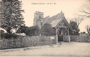 Felpham Church Kirche Eglise