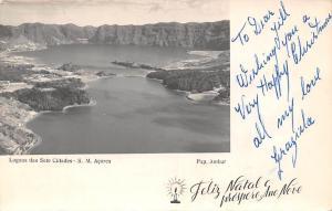 Portugal Lagoas das Sete Cidades - S.M. Acores Panorama, Ginetes Azores