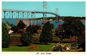 Rhode Island   Mount Hope Bridge